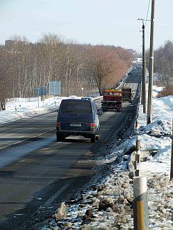 Силламяэ договорился о компенсации за освещение части шоссе